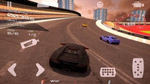 Android King of Race: 3D Car Racing Screen 2