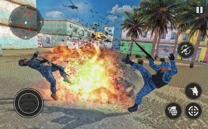 Frontline FPS Super Soldier War 3.3c Screen 2