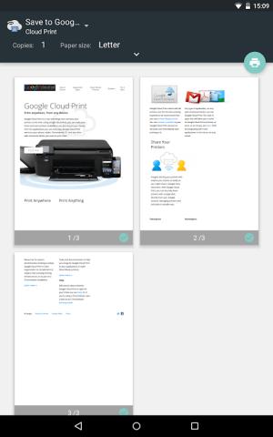 Cloud Print 1.42 Screen 11