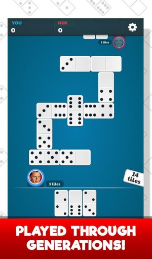 Dominoes Jogatina: Classic and Free Board Game 4.6.0 Screen 7