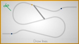 Lines - Physics Drawing Puzzle 1.2.3 Screen 11