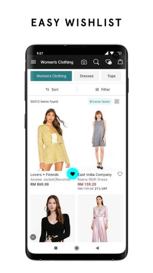 ZALORA - Fashion Shopping 8.9.1 Screen 7