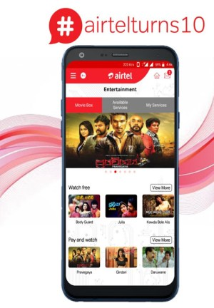 My Airtel 4.1.0 Screen 4
