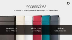 Android GALAXY Tab S Expérience Screen 4