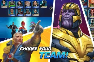 MARVEL Puzzle Quest: Join the Super Hero Battle! 196.517093 Screen 11
