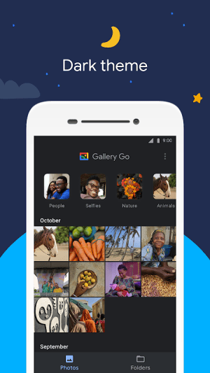 Gallery Go by Google Photos 1.6.0.344748829 release Screen 3