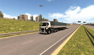 Heavy Truck Simulator 1.780 Screen 12