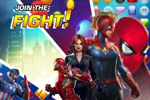 MARVEL Puzzle Quest: Join the Super Hero Battle! 196.517093 Screen 4
