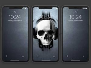 Android Skull Wallpapers and Backgrounds Screen 3