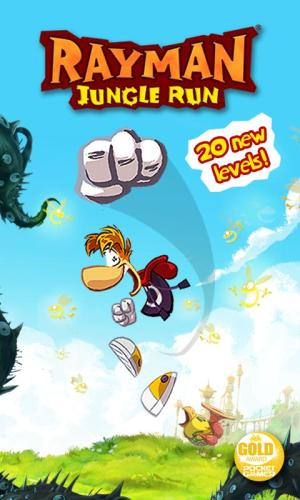 Rayman Jungle Run 2.4.3 Screen 5