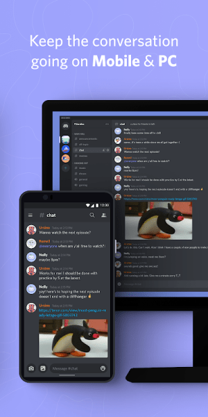 Discord - Talk, Video Chat & Hangout with Friends 33.7 Screen 5