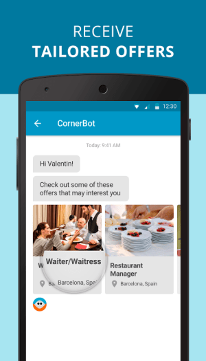 CornerJob - Job offers, Recruitment, Job Search 1.5 Screen 4