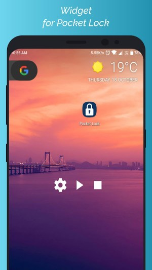 Android Pocket Sensor Screen 5