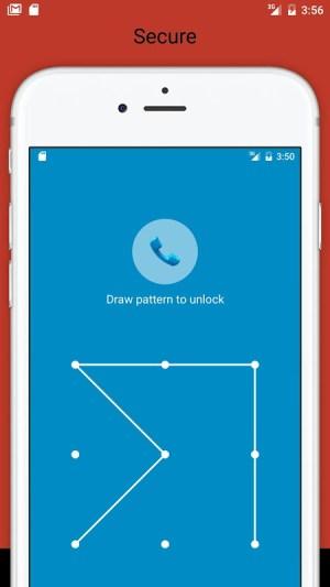 Fingerprint Pattern App Lock 4.79 Screen 2