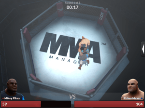MMA Manager 0.10.2 Screen 8
