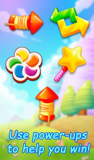 Android Candy Land Road Screen 1