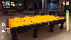 Android Real Snooker 3D Screen 4