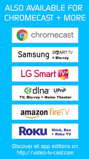 Video & TV Cast   Sony TV - Stream Free Movies 1.7 Screen 6