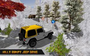 Android Offroad Jeep Driving Pro Master :uphill Jeep Drive Screen 7