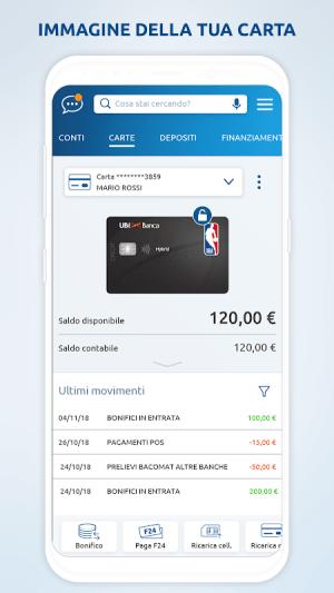 UBI Banca 4.7.10 Screen 8