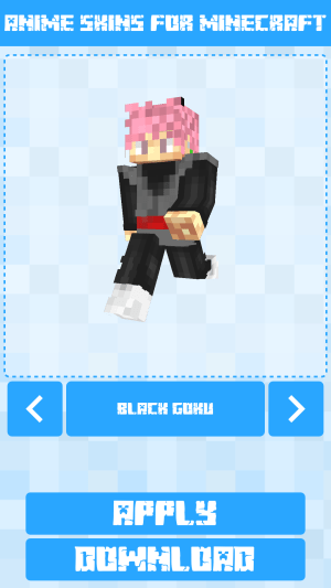Anime Skins for Minecraft PE 1.0.5.054 Screen 4