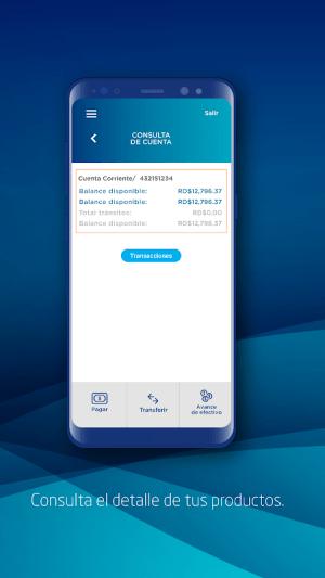 Banco Popular Dominicano 5.2.62 Screen 2