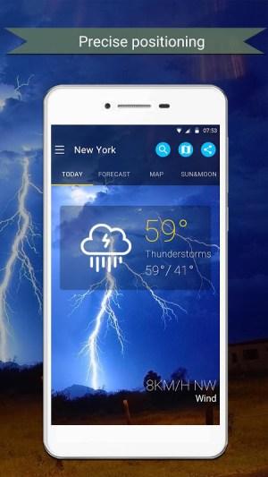 Weather 1.3 Screen 2