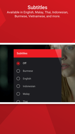 iflix 2.32.0-6366 Screen 2