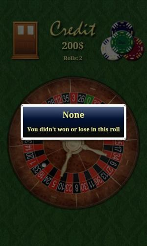 Android My Roulette Screen 10