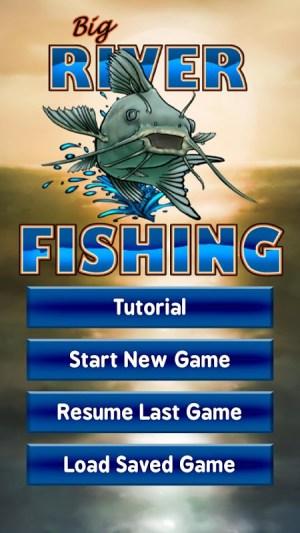 Big River Fishing 3D 1.01 Screen 7