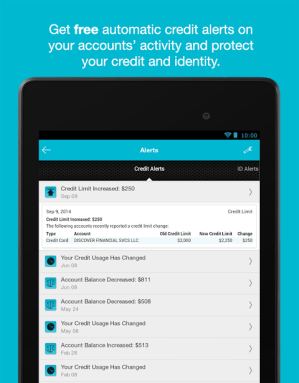 Credit Sesame 3.1.3 Screen 6
