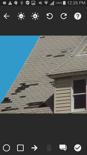 Android Home Inspection Software App Screen 5