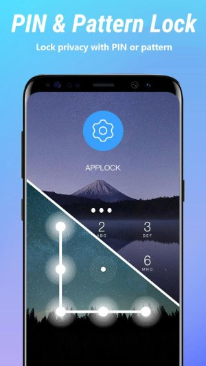 AppLock 1.7.3 Screen 4