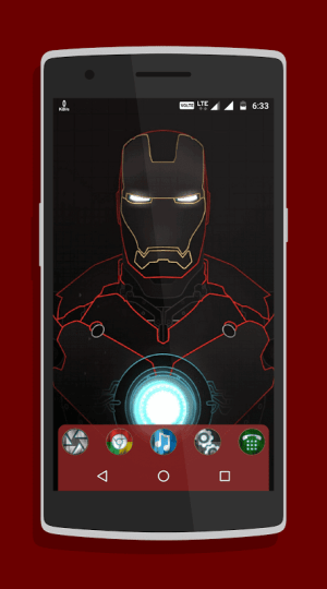 Arc - Icon Pack 4.0 Screen 1
