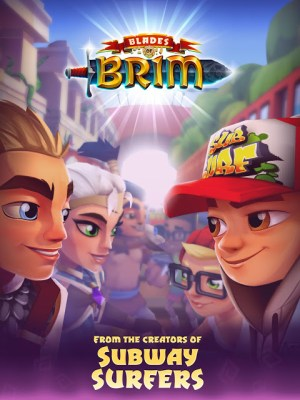 Android Blades of Brim Screen 13