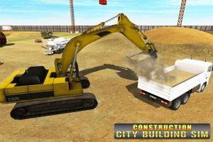 Construction City Building Sim 2.3 Screen 1