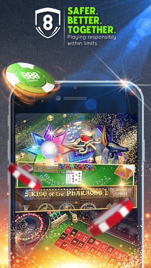 Android 888 Casino: Slots, Live Roulette & Blackjack Games Screen 11