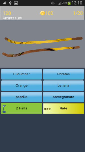 Scratch and guess picture Free 4.0 Screen 5
