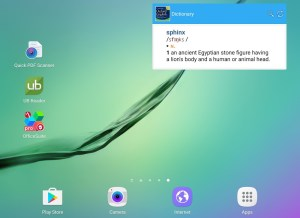 Concise Oxford English & Thes 8.0.251 Screen 10