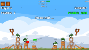 Angry Apple Birds Multiplayer 7.2.9 Screen 1