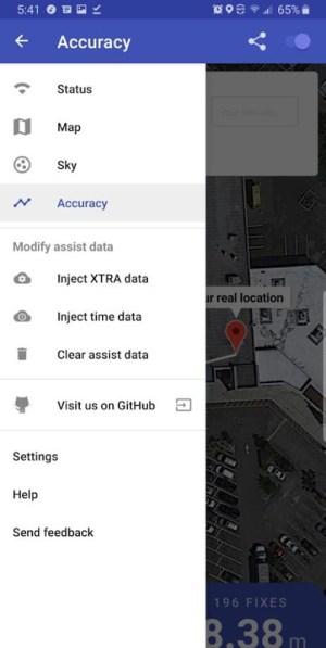 GPSTest 3.9.14 Screen 6