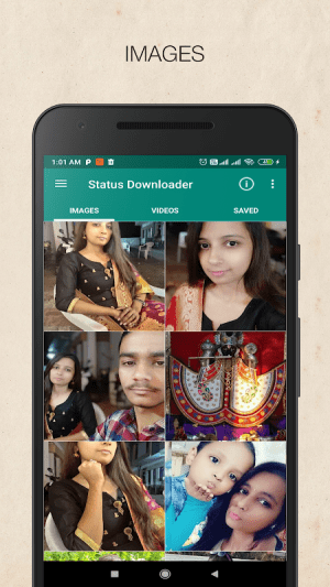 Status Downloader for WhatsApp - Status Saver 1.0 Screen 1
