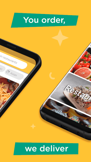 Glovo: Order Anything. Food Delivery and Much More 5.50.1 Screen 6
