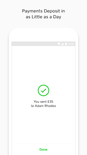 Cash App 2.58.1 Screen 3