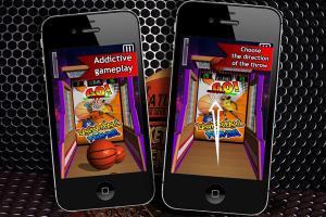Basketball Frenzy 1.2 Screen 1