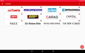Diarios Chile 3.30 Screen 2