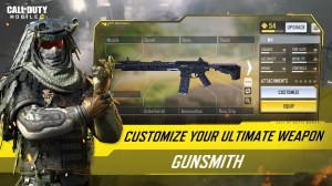 Android Call of Duty®: Mobile Screen 1