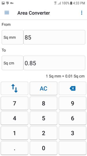 NT Calculator - Extensive Calculator Pro 3.8 Screen 7
