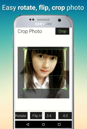 Android Tiled Photo Collage Screen 4