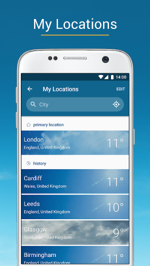 Weather & Radar Pro -  Ad-Free 4.42.1 Screen 19